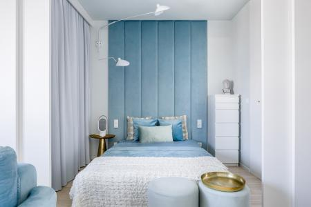 Relever le défi d'aménager une chambre en longueur